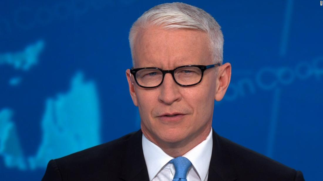 Cooper: We know what Trump meant by 'locked and loaded'