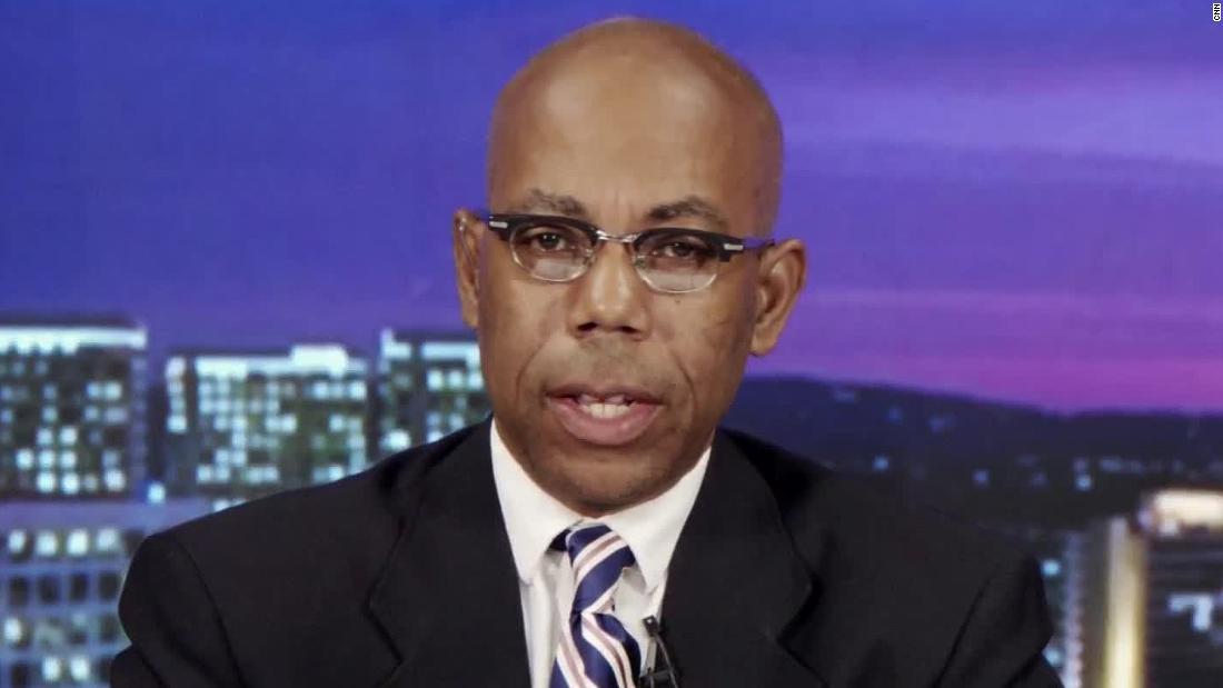 Man Trump called 'my African-American' leaves GOP