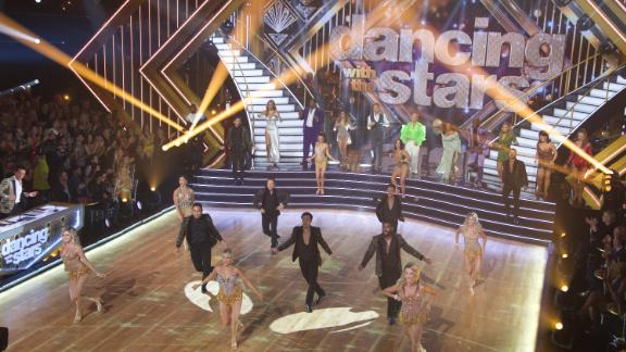 "DANCING WITH THE STARS - ""2019 Season Premiere"" - ""Dancing with the Stars"" is back and better than ever with a new, well-known and energetic cast of 12 celebrities who are ready to move out of their comfort zones and hit the ballroom floor. The competition begins with a two-hour season premiere, live, MONDAY, SEPT. 16 (8:00-10:00 p.m. EDT), on ABC. (ABC/Eric McCandless)