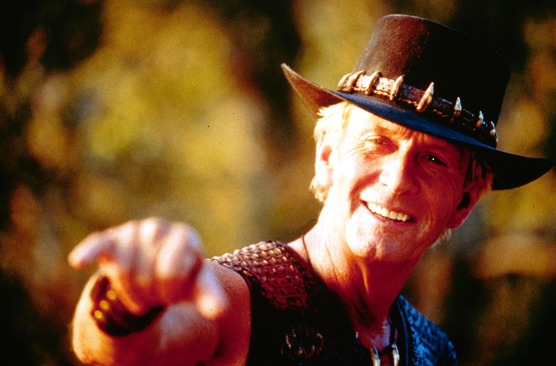 Paul Hogan Great As Crocodile Dundee But Not As A Husband Cnn
