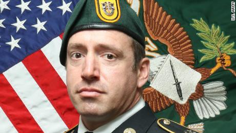 US identifies Green Beret killed in Afghanistan