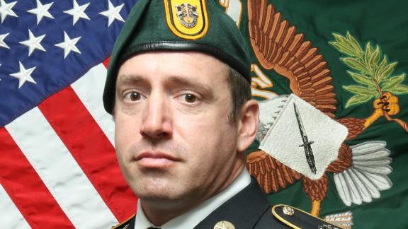 Sgt. 1st Class Jeremy W. Griffin, 40, from Greenbrier, Tennessee, was killed in action on Monday in Afghanistan.