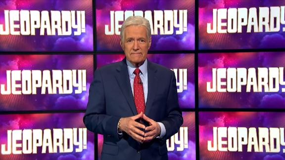 Image for Alex Trebek back in chemotherapy after 'numbers went sky high'