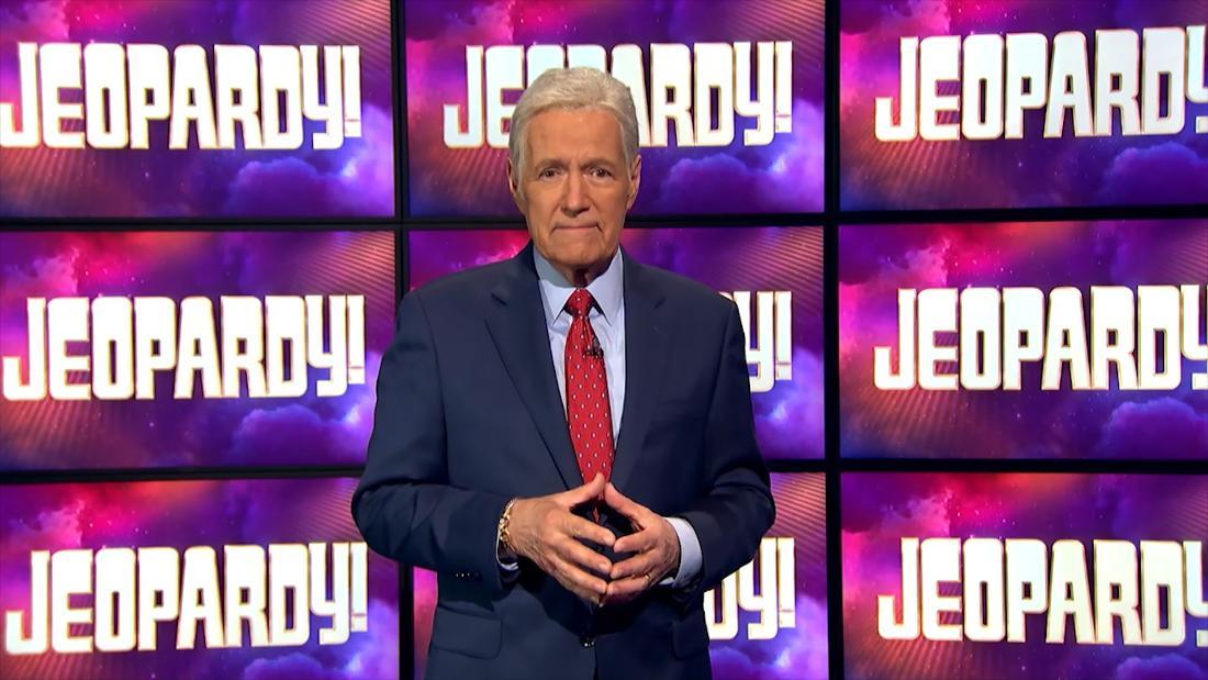 Alex Trebek Chokes Up On Jeopardy After Contestant S