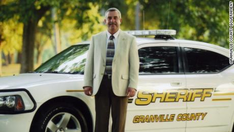 Sheriff Brindell B. Wilkins, Jr.