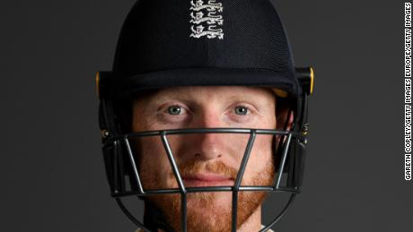 Ben Stokes of England poses for a portrait ahead of the recently concluded Ashes.