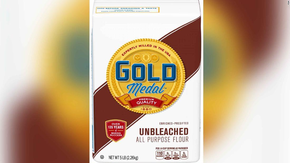 General Mills recalls Gold Medal flour for possible E. coli contamination