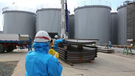 The Japanese government has conducted extensive decontamination work following the 2011 Fukushima Daiichi nuclear disaster.