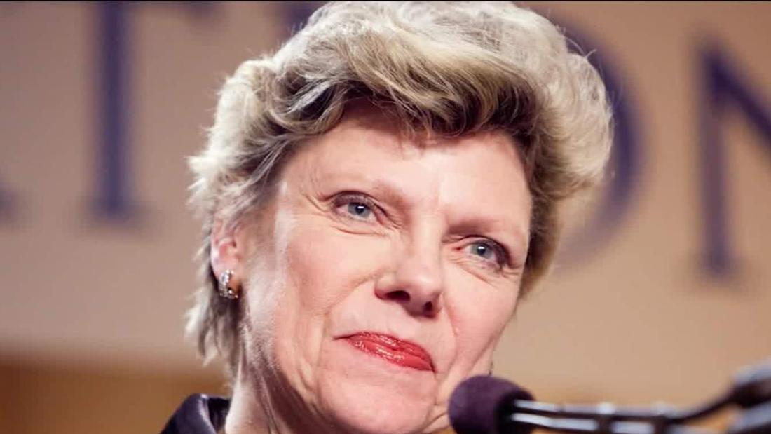 Cokie Roberts is gone and I'm angry as hell