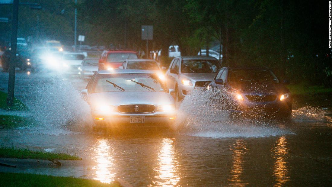 Houston braces for Tropical Depression Imelda: Live updates