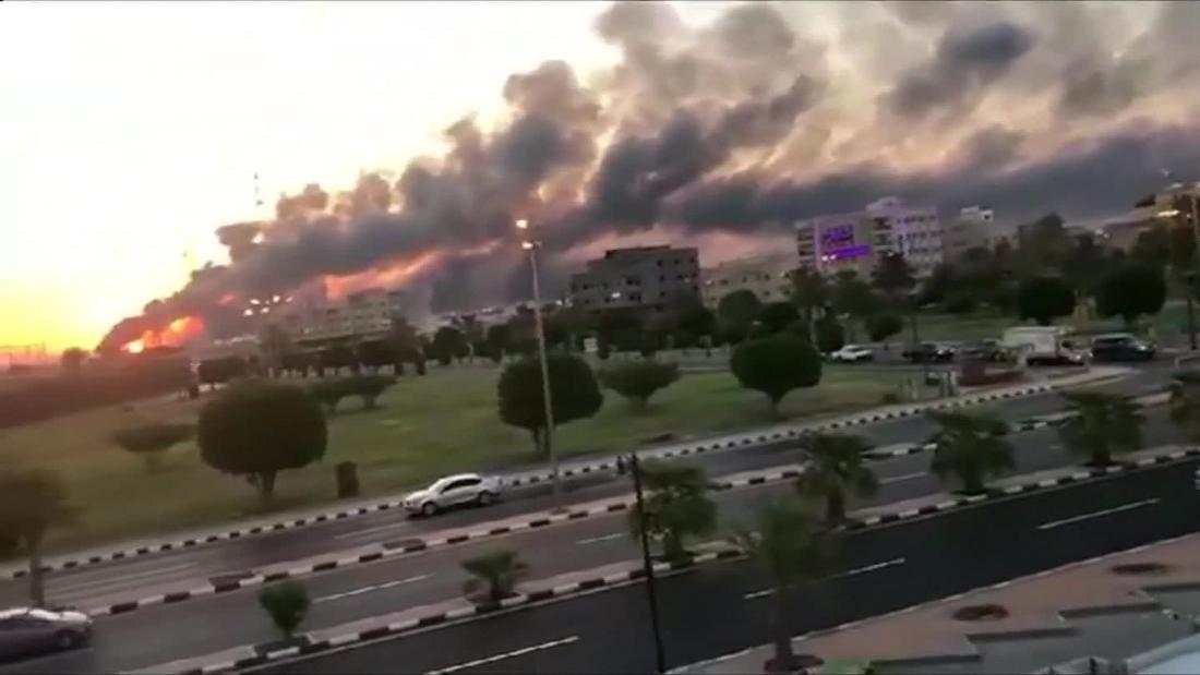 Trump orders new Iran sanctions after Saudi attack: Live updates