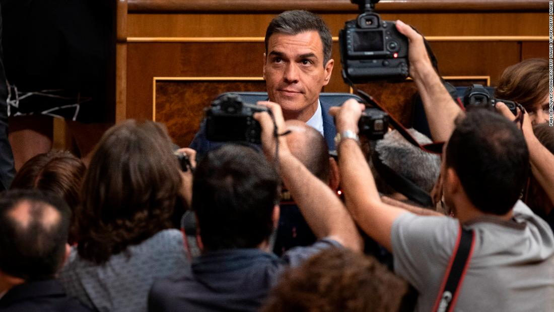 Spain to hold fourth election in as many years after coalition talks fail
