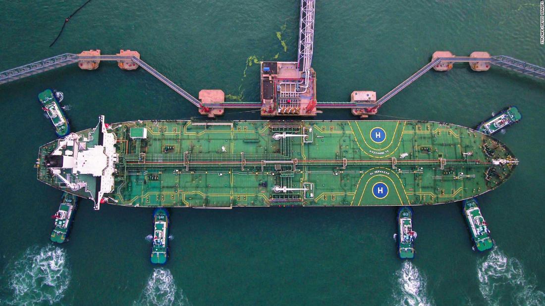 サウジ石油の攻撃には目を覚まざまな取り組みが認められ、中国