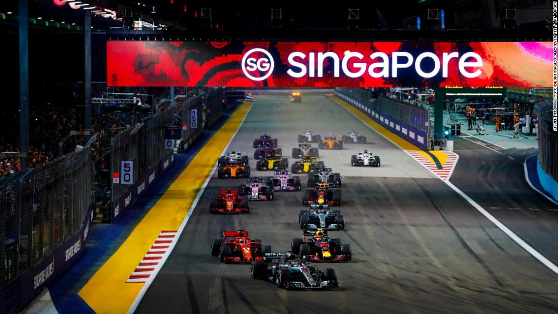 Sebastian Vettel's Singapore Grand Prix win leaves Ferrari teammate frustrated