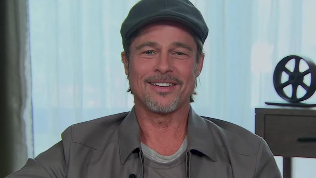 Brad Pitt opens up on masculinity in new film