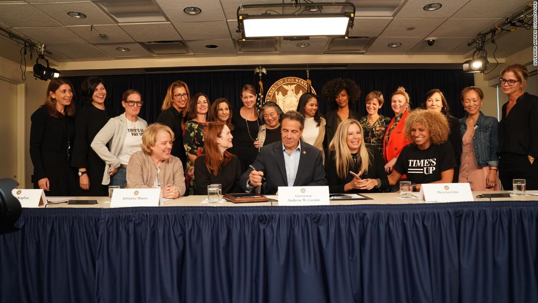 New state law extends the statute of limitations for rape in New York