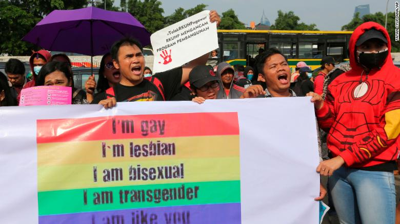 Indonesia is about to pass a law that would criminalize sex outside of marriage