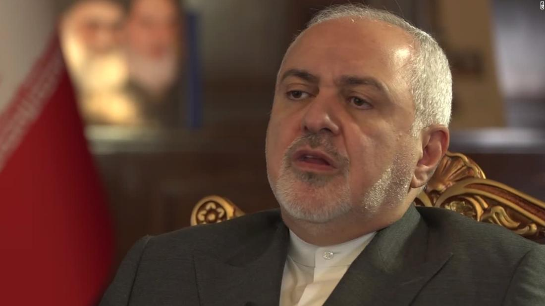 CNN's exclusive full interview with Iran foreign minister