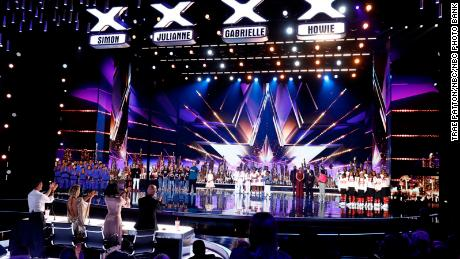 AMERICA'S GOT TALENT -- Live Results Finale Episode 1423 -- Pictured: (l-r) V. Unbeatable, Kodi Lee, Light Balance Kids, Ryan Niemiller, Emanne Beasha, Ndlovu Youth Choir, Tyler Butler-Figueroa, Voices of Service, Benicio Bryant, Detroit Youth Choir -- (Photo by: Trae Patton/NBC)