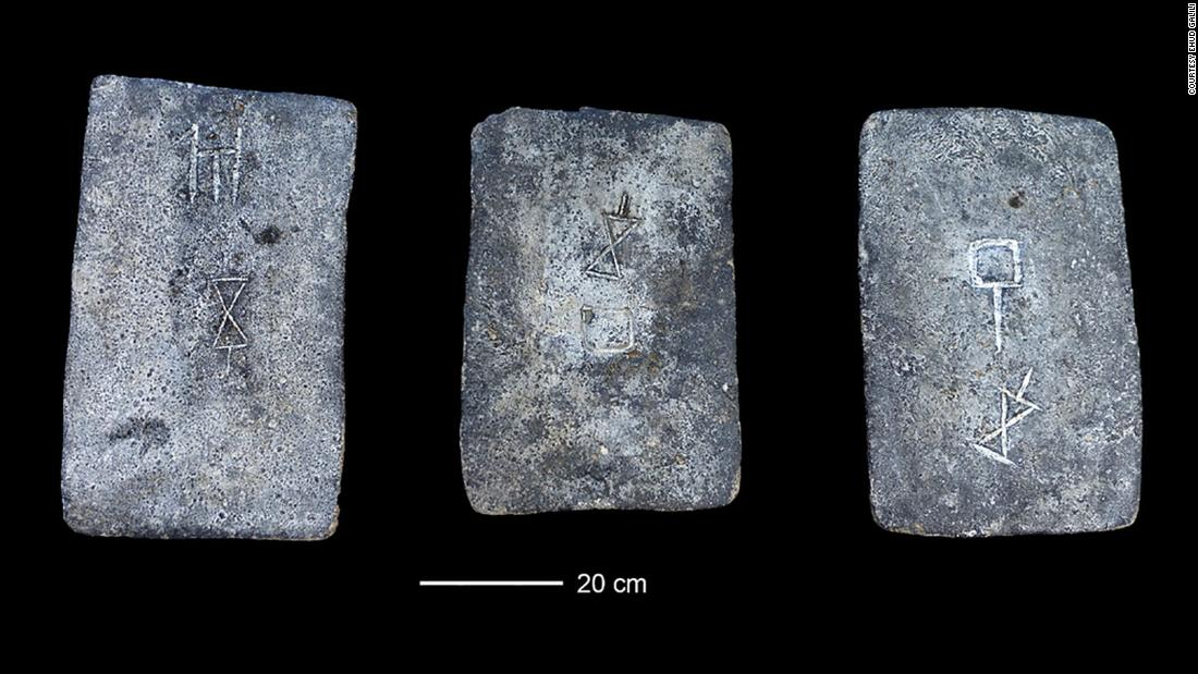 Ancient tin found in Israel has unexpected Cornish links