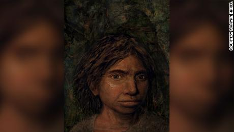 This is what mysterious ancient humans might have looked like