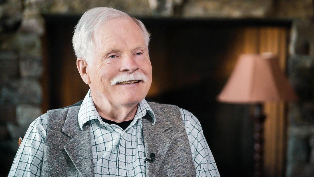 Ted Turner the real Captain Planet?