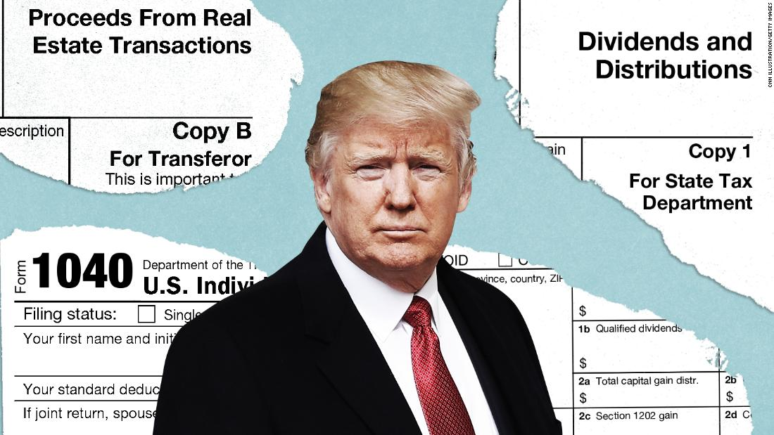 Trump loses attractiveness to cease Residence subpoena of his tax documents