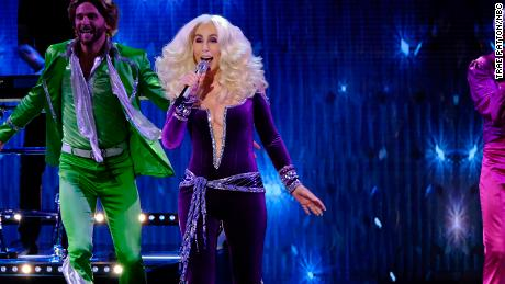 "AMERICA'S GOT TALENT -- ""Live Results Finale"" Episode 1423 -- Pictured: Cher -- (Photo by: Trae Patton/NBC)"