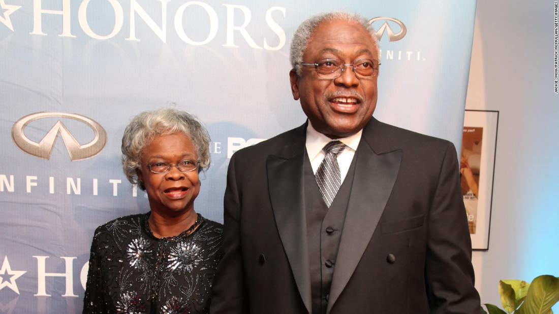 Emily Clyburn, civil rights activist and wife to House majority whip, dies at 80