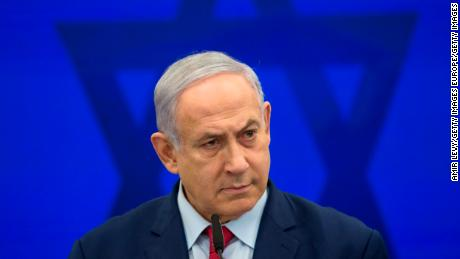 "Israeli Prime Minster Benjamin Netanyahu's spokesman said the punishment was ""disproportionate."""
