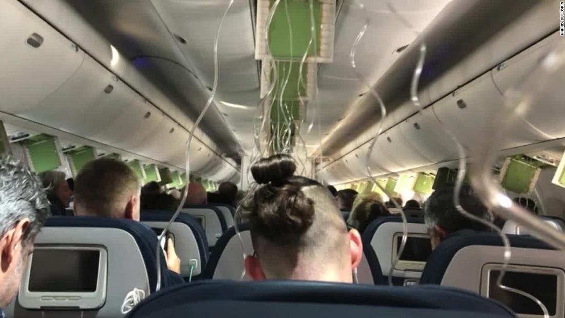 Pilot: Your airplane is plunging 30,000 feet. Should you worry?