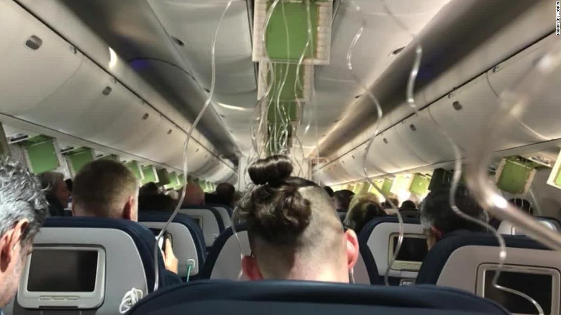 パイロット:あなたの航空機が突入30,000ます。 お気?