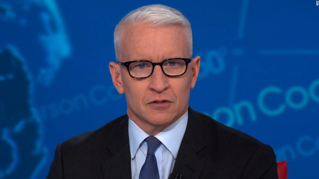 Anderson Cooper untersucht die neue whistleblower-Enthüllungen
