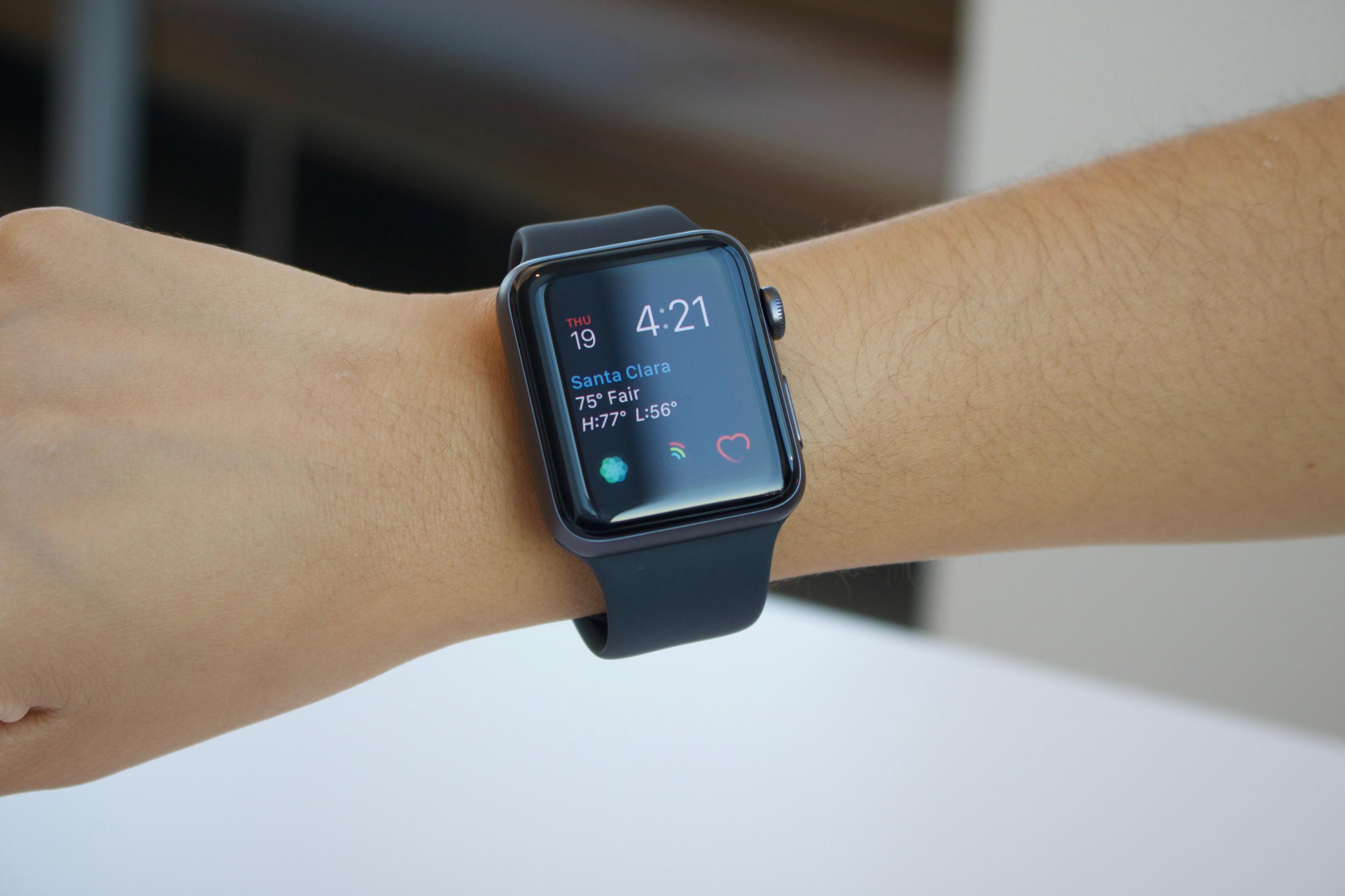 Línea de visión ayer hermosa  Apple Watch Series 3 revisited: $199 in 2019 puts you into the Apple Watch  ecosystem | CNN Underscored