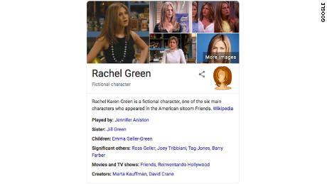 """Behold, """"The Rachel."""""""