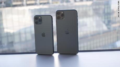 iPhone 11 Pro and 11 Pro Max Review , CNN