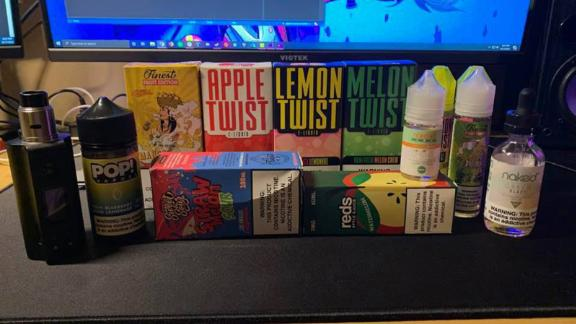 As the threat of federal legislation banning the sale of flavored e-liquid looms in the US, vapers have begun stockpiling their favorite bottles.