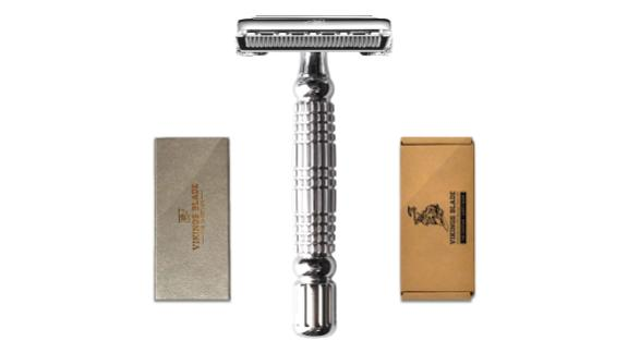 Vikings Blade Stainless Steel Razor