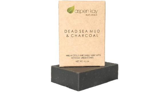 Aspen Kay Dead Sea Mud Soap Bar