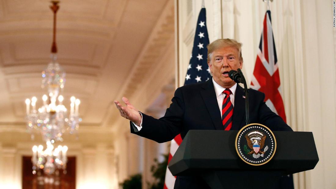 Wenn Trump nutze seine Kraft, um zu versuchen zu zwingen, einen ausländischen Führer zu beeinflussen, US-Wahlen, es kann Niederschlag ist die Schlimmste politische Krise dieser Präsidentschaft