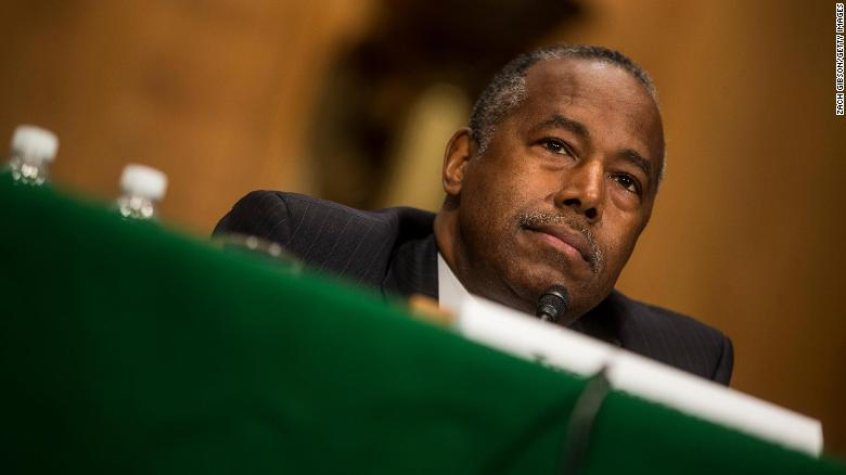 Ben Carson is the latest Trump official to test positive for coronavirus