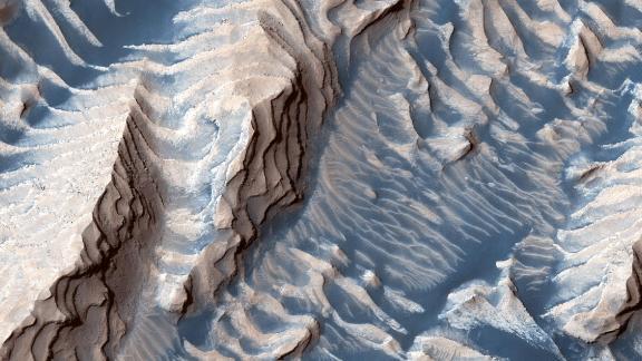 Danielson Crater.