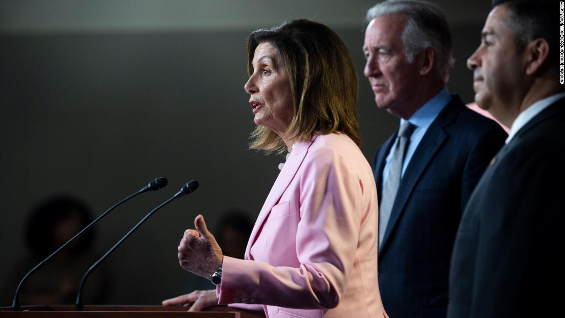 Pelosi: US arms sales, troop deployments to Saudi Arabia and UAE 'outrageous'