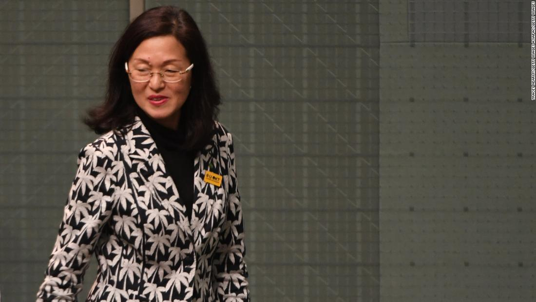 Australia's Gladys Liu scandal shows how the Chinese Communist Party is weaponizing race