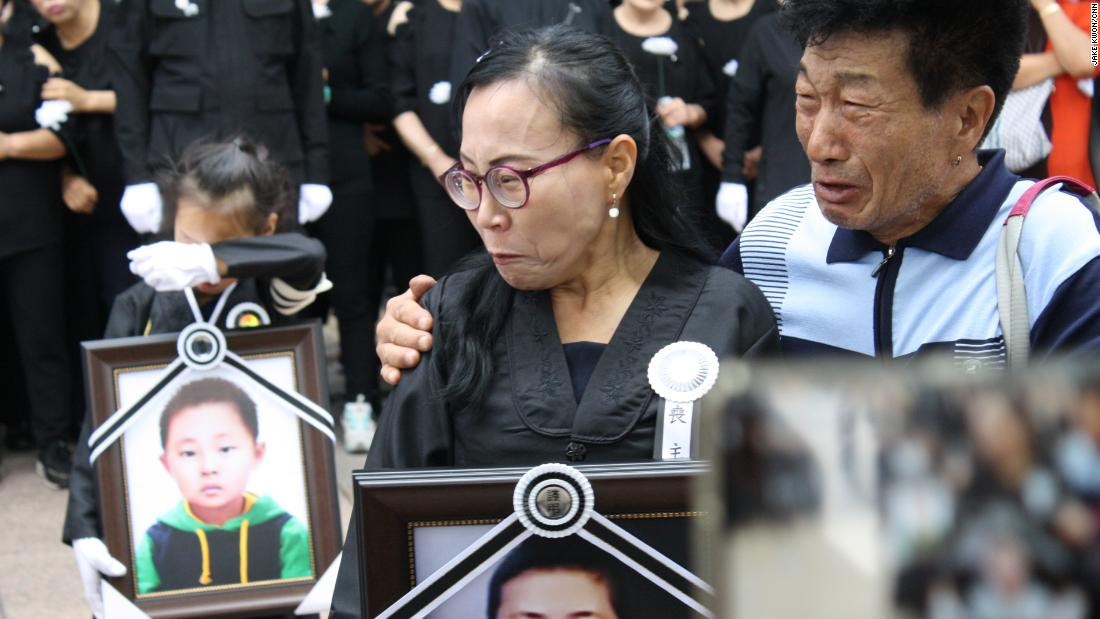 She fled North Korea for a better life. She died with her young son in an apartment in Seoul