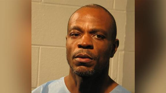 Michael Blackman, 45, is wanted related to this morning's shooting of a Chicago Police Officer. This offender is also the alleged suspect from Wednesday's shooting on the 200 block of N Milwaukee.