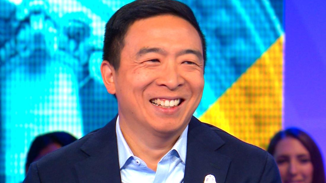 Andrew Yang still says SNL should not have fired Shane Gillis