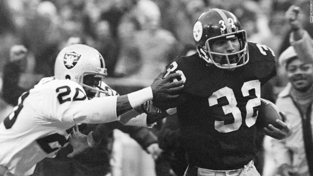 'Immaculate Reception' picked as greatest play in NFL history
