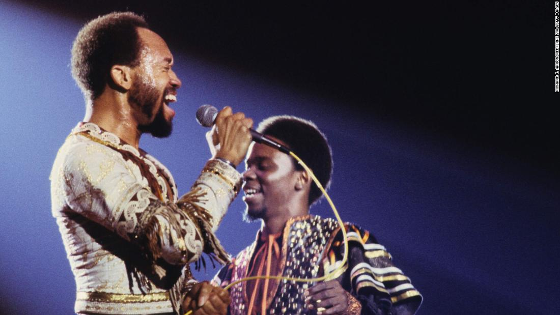 Ba-de-ya! Los Angeles declares September 21 'Earth, Wind & Fire Day'