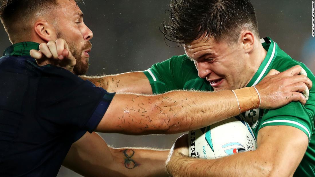 Rugby-WM in Bildern
